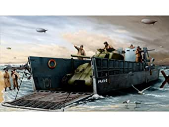 Trumpeter 1/35 WWII LCM(3) US Navy Landing Craft
