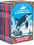 Les carnets du commandant Cousteau - Coffret 6 DVD