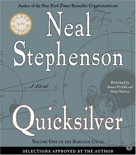 Quicksilver (The Baroque Cycle, Vol. 1) PDF