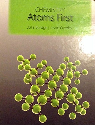 Combo: Chemistry - Atoms First with LearnSmart Access Card