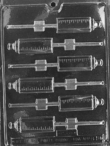 BABY BOTTLE LOLLY Baby Candy Mold Chocolate