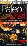 Paleo Diet The 4 weeks challenge: 30...