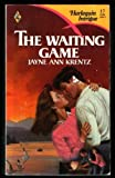 The Waiting Game (Harlequin Intrigue Series #17) (0373220170) by Jayne Ann Krentz