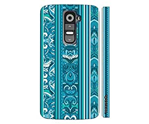 LG G2 Mini India Blues designer mobile hard shell case by Enthopia