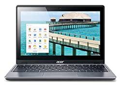 Acer C720P Chromebook (11.6-Inch Touchscreen, Haswell micro-architecture, 2GB)