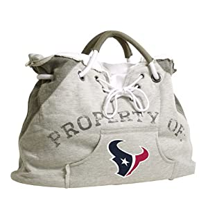 Houston Texans Hoodie Tote Bag by Little Earth