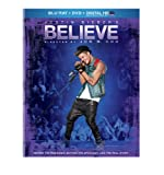 Justin Biebers Believe (Two-Disc (Blu-ray + DVD + Digital HD with UltraViolet))