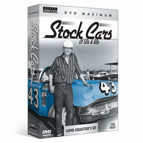 Stock Cars of the 50s and 60s