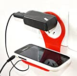 KolorFish Mobile Charging Stand (Red)