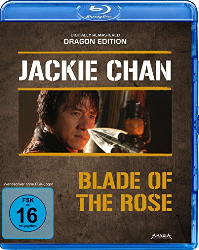 Blade of the Rose - Dragon Edition [Blu-ray]