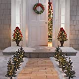 Brylanehome 12-Pc. Holiday Entry Set With Timer