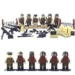 World War II German Nazi Minifigures...
