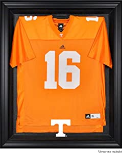 Tennessee Volunteers Brown Framed Logo Jersey Display Case by Sports Memorabilia
