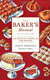 img - for Baker's Manual (5th Edition) book / textbook / text book