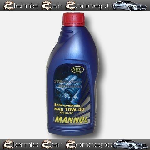 Mannol Motoröl 1L Special SAE 10W-40