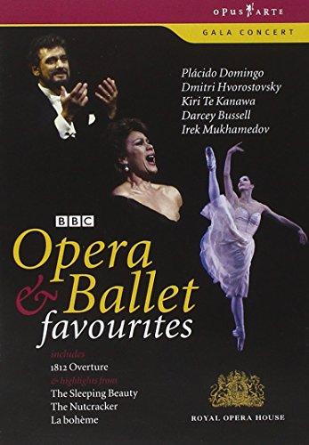 Opera & Ballet Favourites [DVD] [2010] [NTSC]