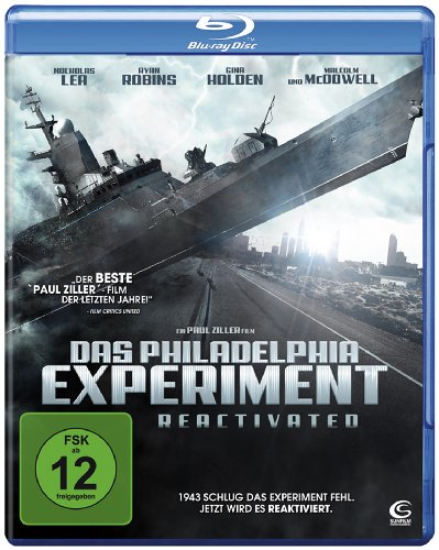 Das Philadelphia Experiment - Reactivated [Blu-ray]