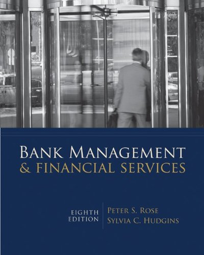 Bank Management & Financial Services w/S&P...