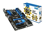 MSI Intel Z97 LGA 1150 DDR3 USB 3.1