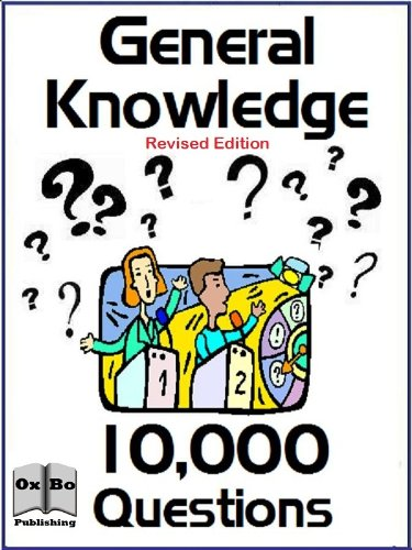 General Knowledge 10,000+ Questions PDF