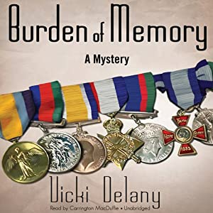 Burden of Memory: A Mystery | [Vicki Delany]