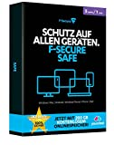 F Secure SAFE Internet Security 2015 1 Jahr 5 Geräte 200GB younited import allemand