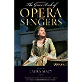 The Grove Book of Opera Singersdi Laura Macy