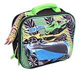Mattel Hot Wheels Insulated Molded 3D Pop-Up Lunch Bag