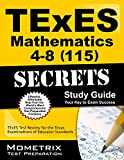 TExES grade 4 - 8 math 115 test perp