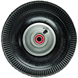 "Magliner 121055 2-Ply 10"" Pneumatic Wheel with Sealed Semi-Precision Bearings"