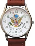 U.S. Army Thin Dress Watch by Military Time