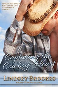 Capturing The Cowboy's Heart by Lindsey Brookes ebook deal