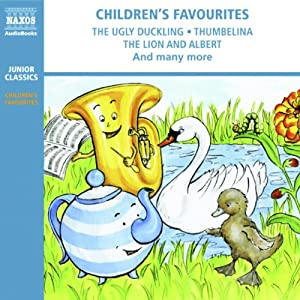 I'm A Little Teapot and Other Children's Favourites Audiobook
