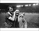 Photographic Print of 27.05.1981 Real Madrid CF v LFC European Cup final (1-0) - fans