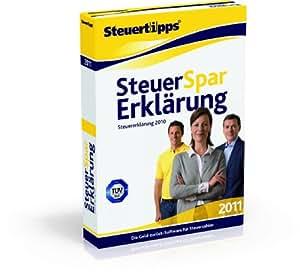 Steuer-Spar-Erklärung 2011 (für Steuerjahr 2010)