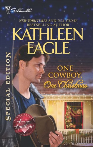 Image of One Cowboy, One Christmas (Silhouette Special Edition)