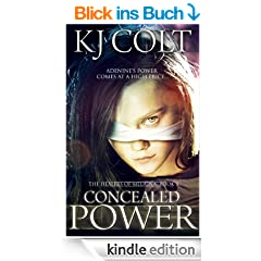 Concealed Power (The Healers of Meligna, Book #1) (English Edition)