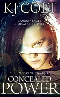 (FREE on 8/31) Concealed Power by K. J. Colt - http://eBooksHabit.com