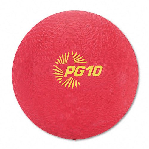 Champion Sports Products - Champion Sports - Playground Ball, Nylon, 10