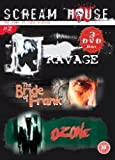 Scream House Triple Terror 2 [DVD]