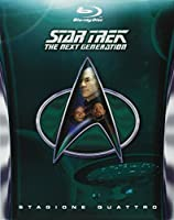 Star Trek - The next generation Stagione 04 [Blu-ray] [Import italien]