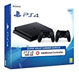 #3: PS4 500GB Slim with Additional DS4