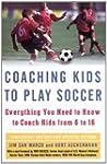 Coaching Kids to Play Soccer