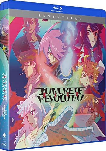 Blu-ray : Concrete Revolutio: Complete Series (4 Discos)