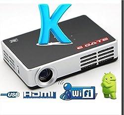 DLP Projector 3D 3600 L* / LED Lamp / WXGA - 1280x800 / Android WIFI Projector