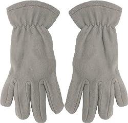 True Gear Fleece Gloves (Grey)