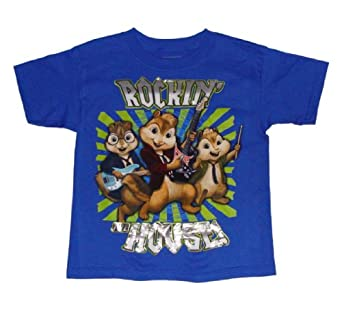 alvin and the chipmunks chipwrecked rockin
