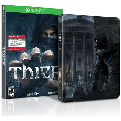 Thief (Target Exclusive Steelbook) Xbox One (Xbox One Target compare prices)