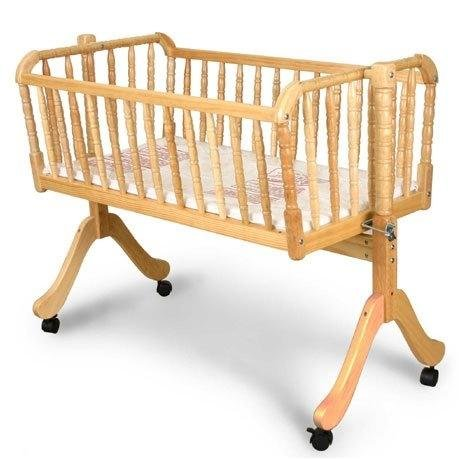 Fantastic Deal! Jenny Lind Cradle Finish: Natural
