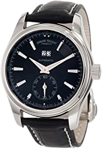 Armand Nicolet Men's 9646A-NR-P961NR2 M02 Classic Automatic Stainless-Steel Watch by Armand Nicolet